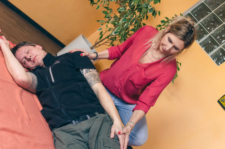 Přínos terapie Prema Birthing
